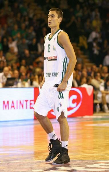 Jeune figure du Basket Francais :) Thomas Cornely