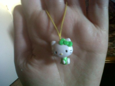 Porte cle Hello kitty