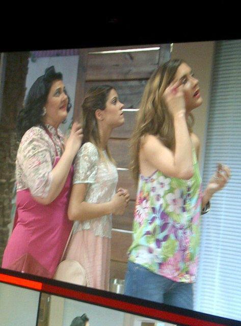 Photo du tournage de la saison 2