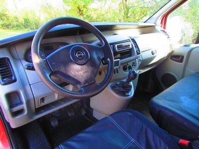 Opel vivaro A VENDRE