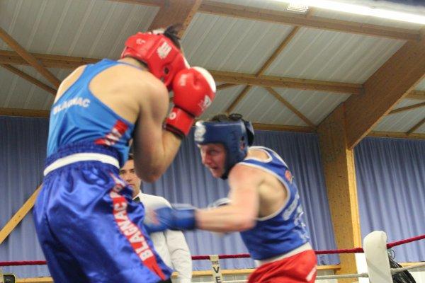 François boxe ce samedi