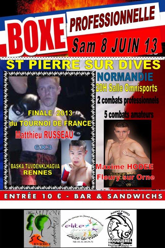 Rdv St Pierre S/Dives