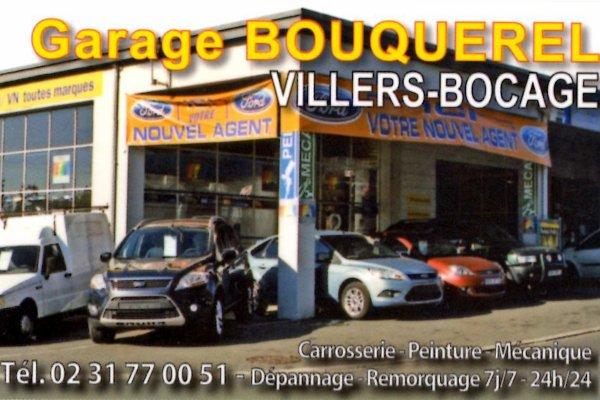 GARAGE BOUQUEREL