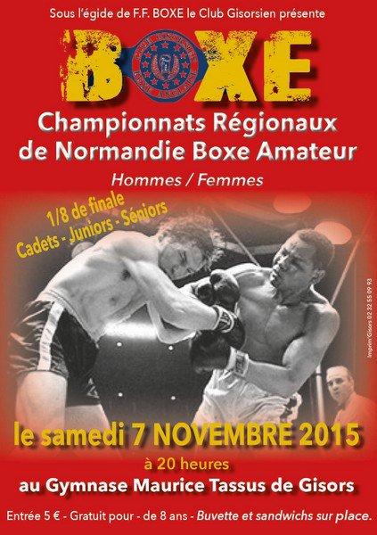 Championnat de Normandie ELITES