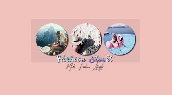 commande de FashionStreet: Habillage + Bannière