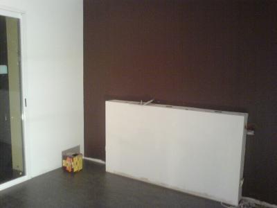 tete de lit placo spots integres the house. Black Bedroom Furniture Sets. Home Design Ideas