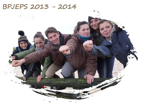 BPJEPS 2013 - 2014