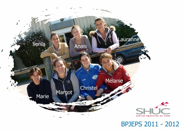 BPJEPS 2011 - 2012