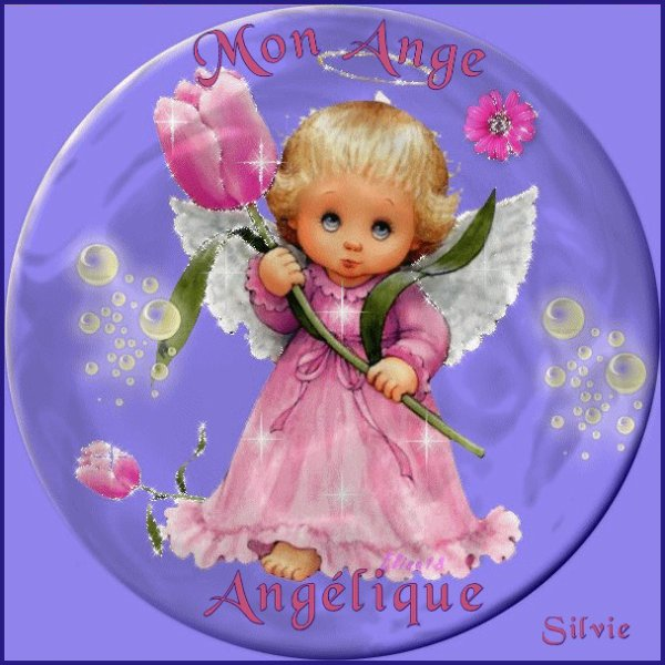 <3 Mon ange <3
