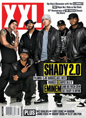 XXL MAG avec King Magazine la référence en termes de presse urban aux states.