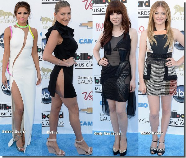 BILLBOARD MUSIC AWARDS 2013    What did you miss ?
