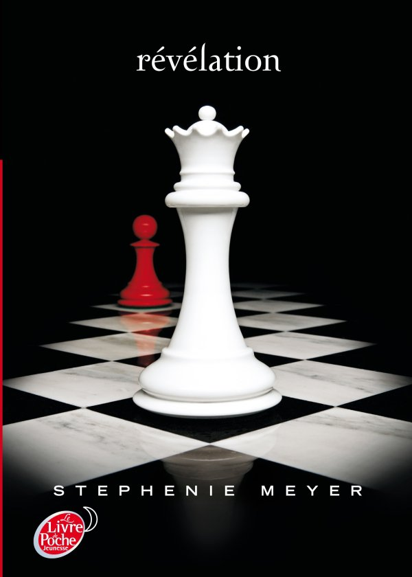 Twilight Tome 4 : Révélation de Stephenie Meyer
