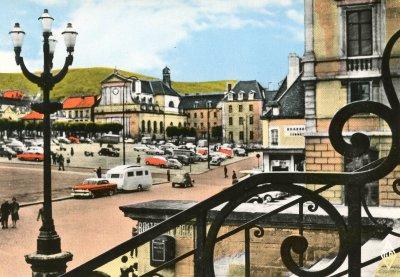 Notin carte postale Autun