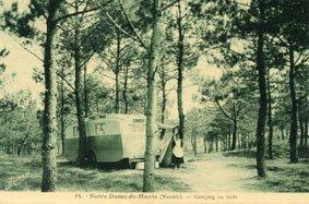 Notin carte postale Notre-Dame-de-monts