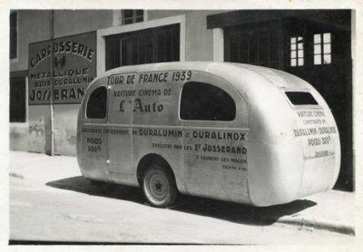 Caravane JOSSERAND