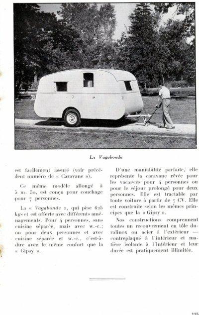 Caravane Albuet