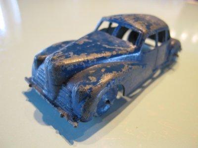 1946 - Caravane Kem Low (GB) -