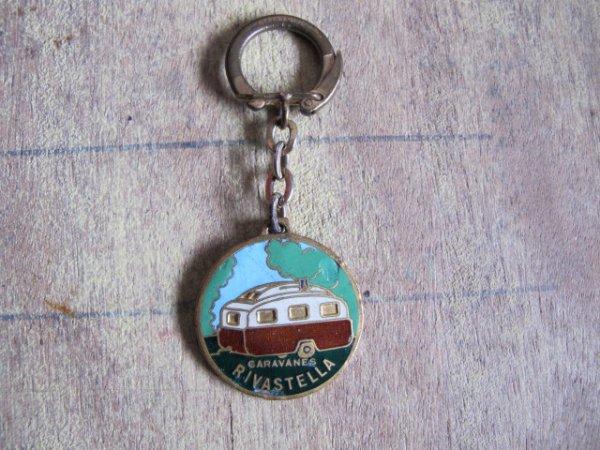 Porte clé émaillé RIVASTELLA