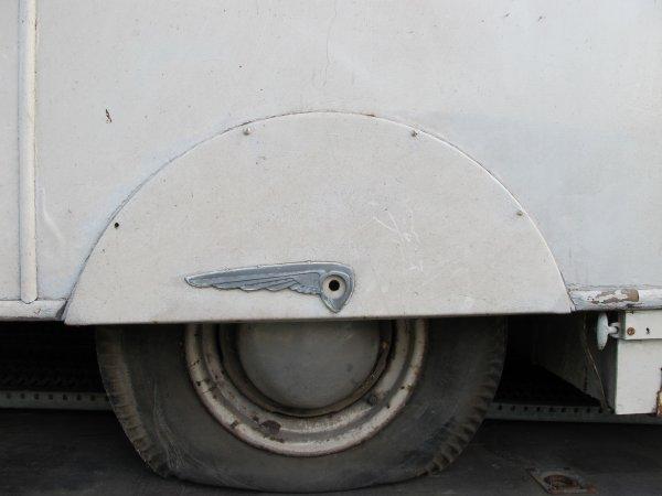 Car Cruiser de 1947 ou 1948