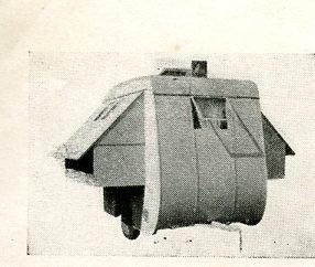 Les caravanes G.G. d'avant guerre