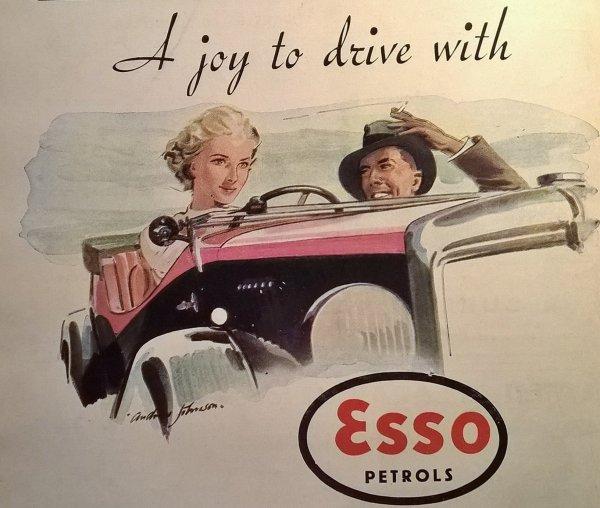 Trés joli publicité de 1936