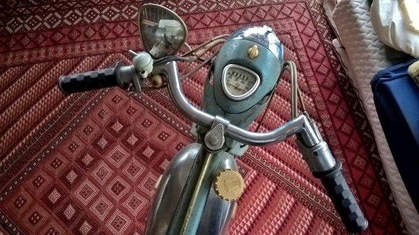 Motobecane AV87 de 1960