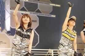 au revoir a Niigaki Risa et Mitsui Aika