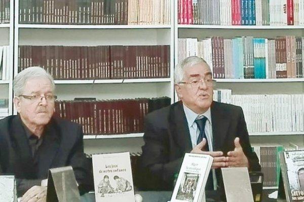 L'auteur Nourreddine Louhal invité de l'Agora du livre - « J'ai été arraché à la Casbah, mais j'y reste attaché »