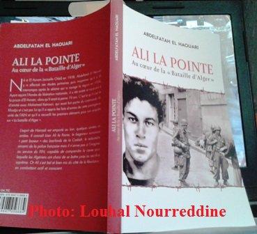 « ALI LA POINTE », D'ABDELFATAH EL-HAOUARI - Une ½uvre mémorielle sur la Bataille d'Alger