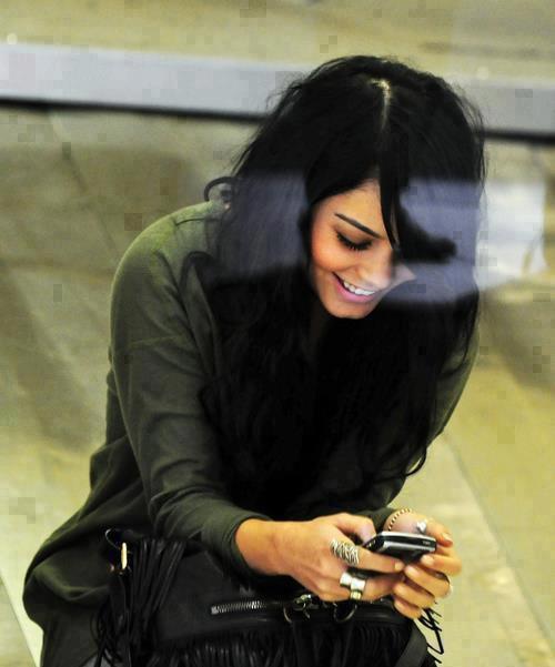 Un simple sms peut changer ton humeur.