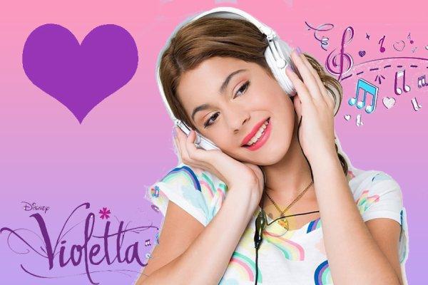 Petite interview avec Léa sur la série Violetta