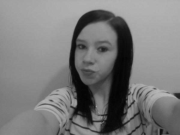 -Oui je ne suis pas parfaite mais sache que MOI j'ai un coeur !!