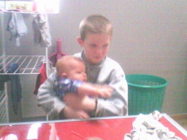 thomas et sa petite cousin