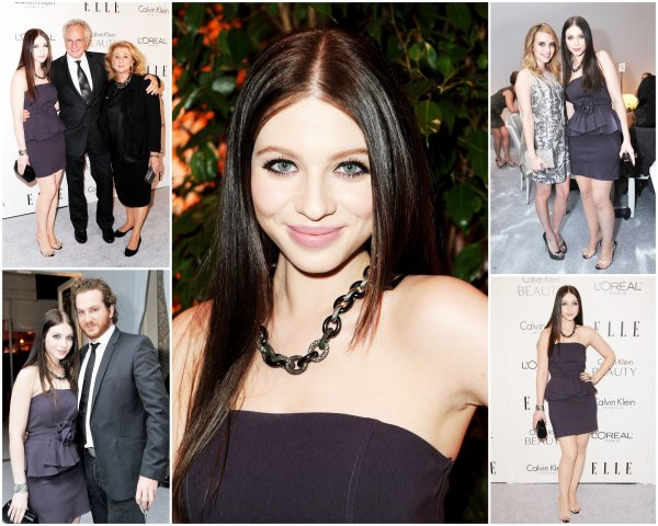 Michelle Trachtenberg is PREGNANT ! + Katie Cassidy at Elie Tahari Boutique Grand Opening New York + Ed Westwick at Hilton Hotels & Resorts Hosts Global Launch of eforea