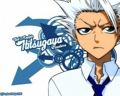 Histugaya Toshiro