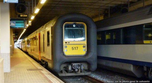 LLN: l'étudiant retrouvé sur les voies n'a pas été happé par un train