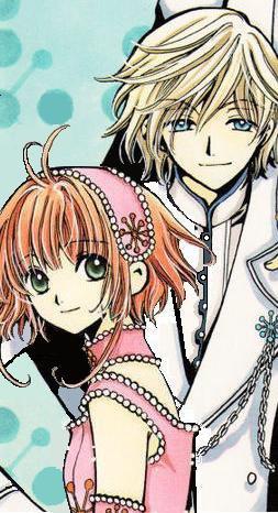 Fye D. Flowright et Sakura