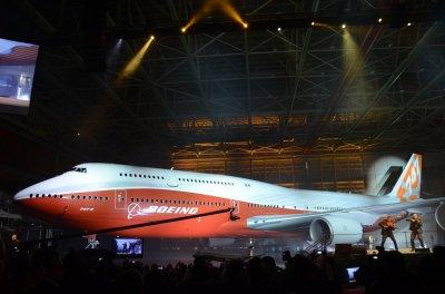 Boeing dévoile aujourd'hui son 747-800 intercontinental $)