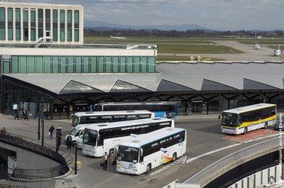 Aéroport Saint Exupéry