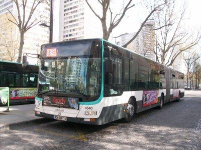 La modernisation de la RATP