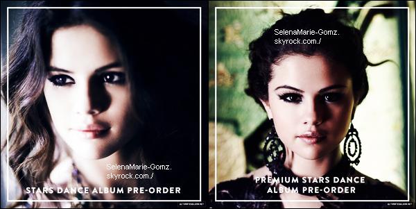 ~ Lesquels de ces quatres pochettes d'album de Selena préfére-tu ?