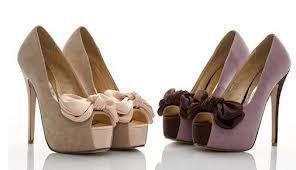 voici quelques idées de chaussures pour cette année