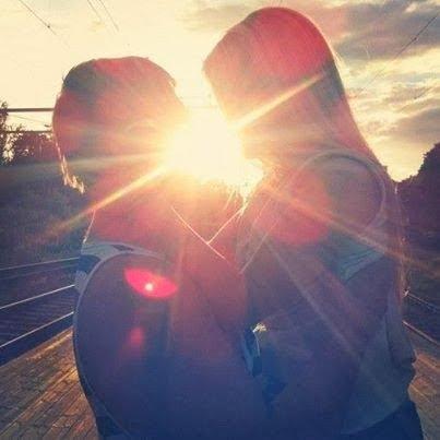 l'amour c'est quand on est des hérissons♥