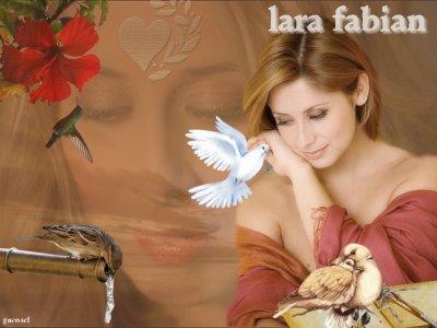 Pour mon amie Carine qui adore Lara Fabian