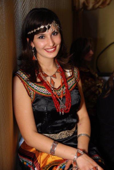 La beauté kabyle.