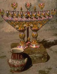 la poterie Kabyle.