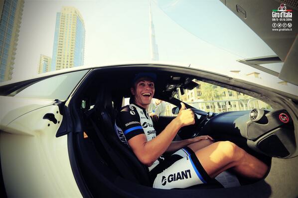 ♥ Marcel Kittel avant le Giro ♥