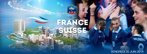 Ce soir France-Suisse