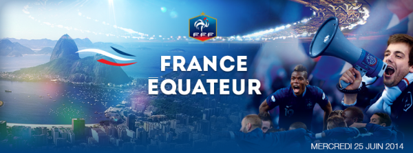 Ce soir France-Équateur