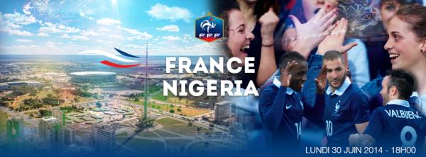 Ce soir France-Nigéria